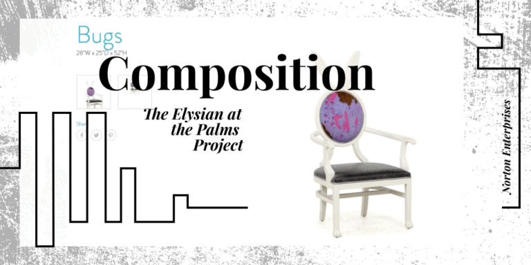 Composition The Elysian at the Palms project