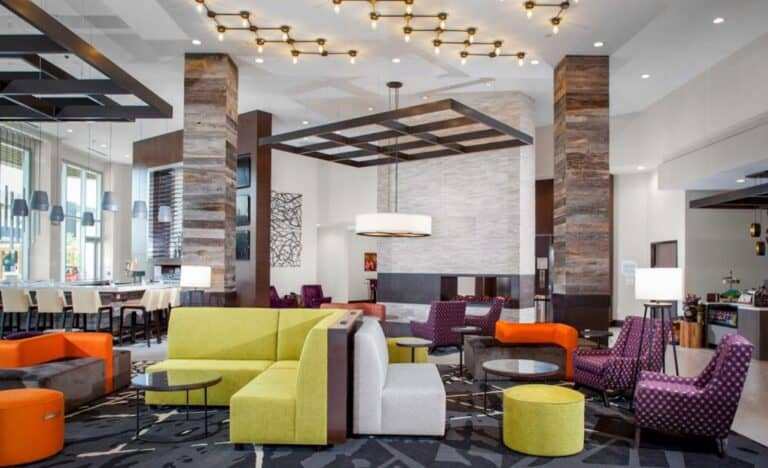 Lighting And Metal Furniture for Hospitality